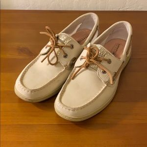 Sperry's Topsider shoes